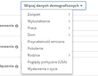 konfiguracja reklamy na facebooku krok po kroku