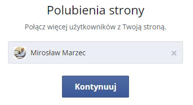 reklama facebook polubienia strony