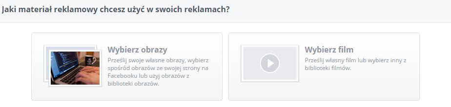 konfiguracja reklam facebook ads