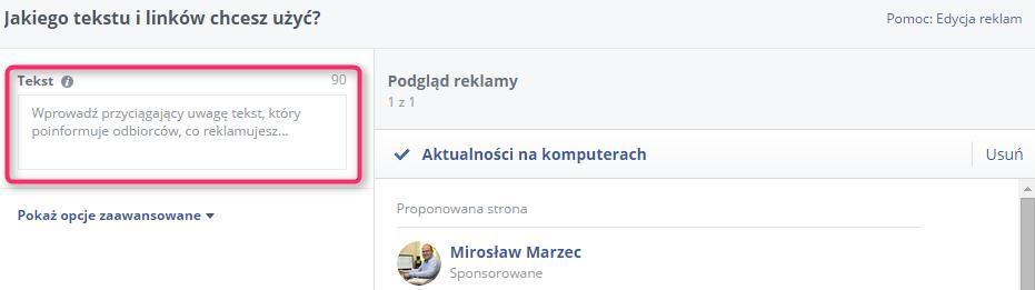 facebook ads poradnik