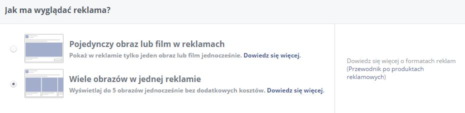 facebook wygląd reklamy poradnik