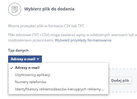 reklama na facebooku poradnik