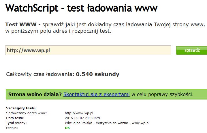 szybkosc_ladowania_strony
