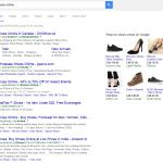 Google wyświetla 4 reklamy AdWords nad wynikami naturalnymi