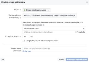 facebook-grupa-odbiorcow